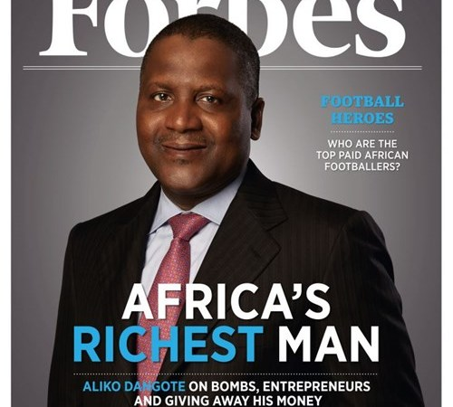 The Ranking of African billionaires, Forbes Africa
