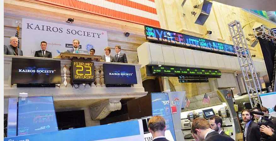 Apply to demo your product in New York Stock Exchange at the Kairos Global Summit in April 2017