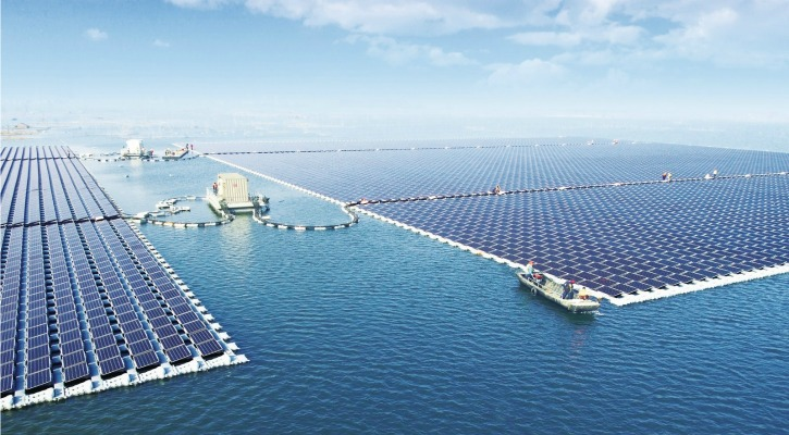 Amazing Engineering – Sungrow Delivers The World's Largest Floating PV Power Plant