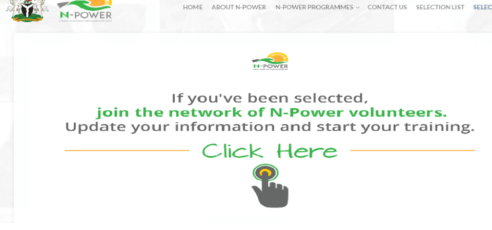 N-Power Application Reopens On June 17 For Unemployed Nigerians