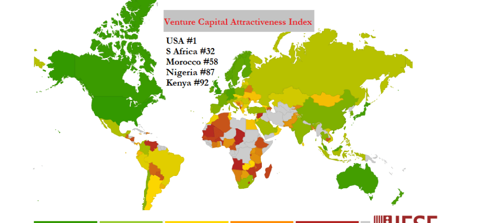 How Attractive Is Your Country To Venture Capital And Private Equity? Find Out Here