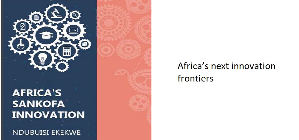 10.0 – Africa's next innovation frontiers
