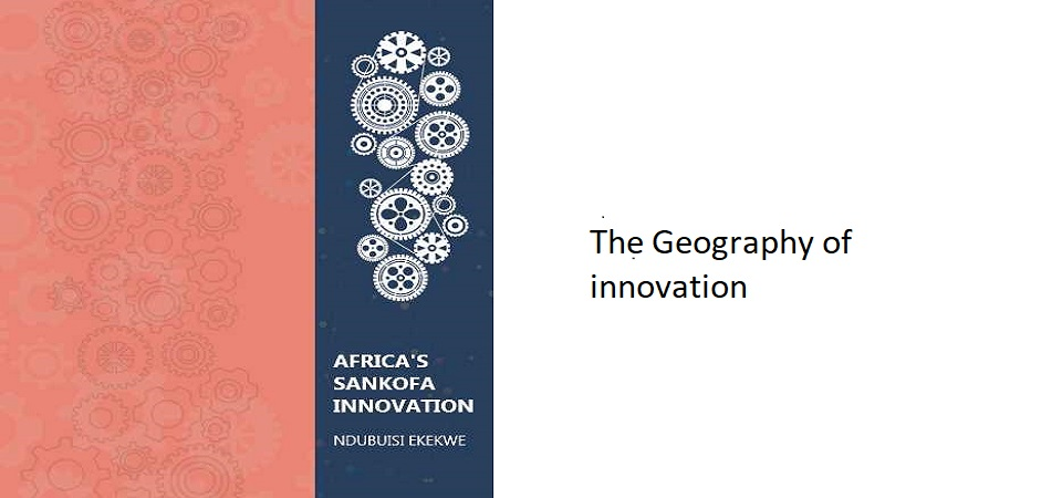 4.0 – The Geography of innovation