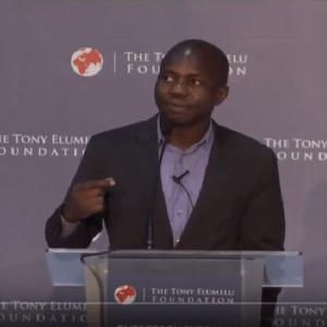 Ndubuisi Ekekwe Plenary Presentation at 2017 Tony Elumelu Foundation Entrepreneurship Forum [Video]