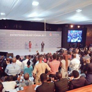 Curbing Poverty in Africa will Happen Through Entrepreneurship