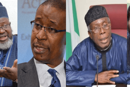 My Nigerian Ministers of the Year 2017 – Finance, Investment, CommTech, Agric