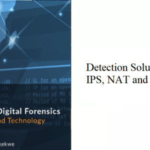 6.4 – Detection Solutions – IDS, IPS, NAT and Honeypot