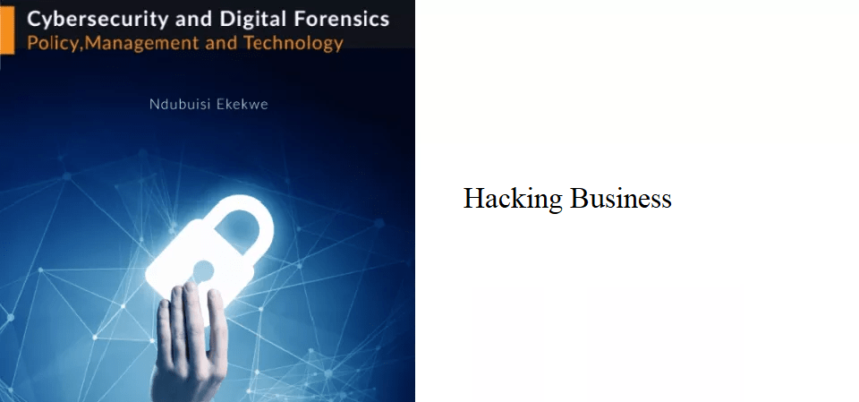 8.1 – Hacking Business