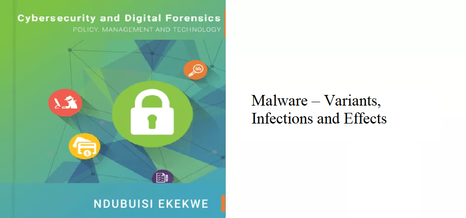 9.0 – Malware – Variants, Infections and Effects
