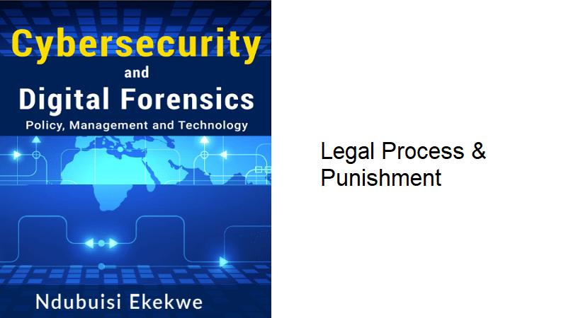 16.4 – Legal Process & Punishment