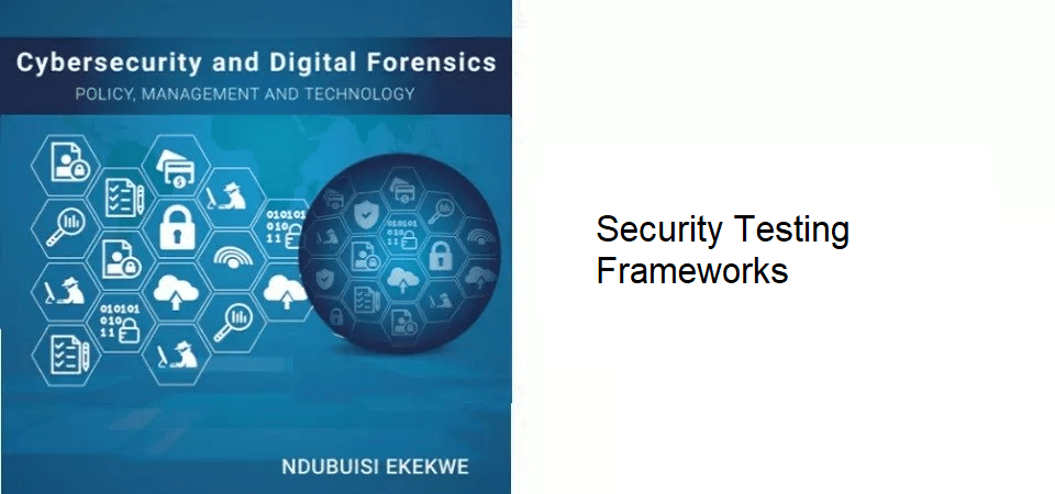 17.2 – Security Testing Frameworks