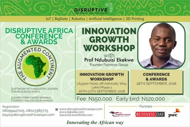 DAX Innovation Workshop
