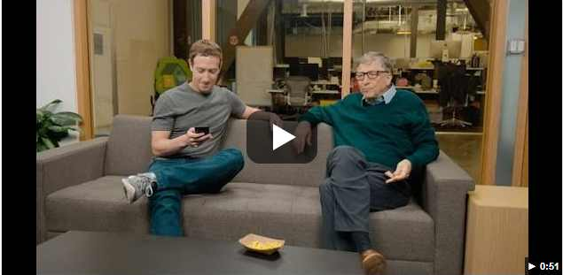 The Mirage of Lagos Dropouts – Mark Zuckerberg and Bill Gates