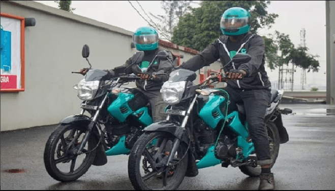 Gokada's On-Demand Bike Hailing Service is Riding Lagosians Over Traffic