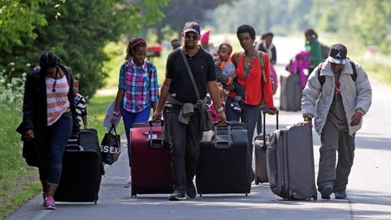 Why Nigerians Leave Nigeria