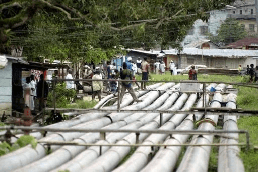 Combating the Economic Sabotage of Crude Oil Theft in Nigeria with Technology