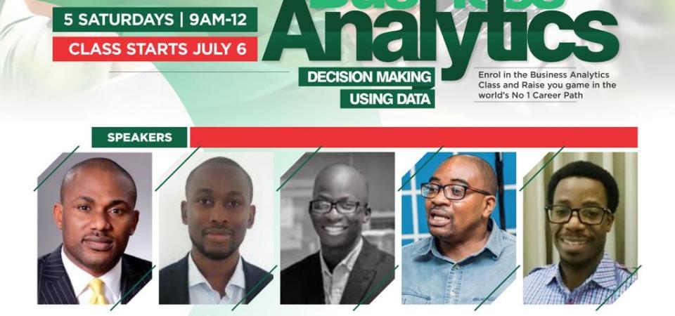 Become a Data Legend – Data Science Nigeria Unveils Data/AI Masterclass