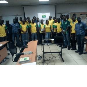 Did A Workshop In Flour Mills Nigeria Plc