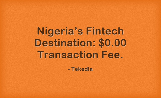 Most Fintechs Built on Transaction Fees Will Fade in Nigeria in 3 Years