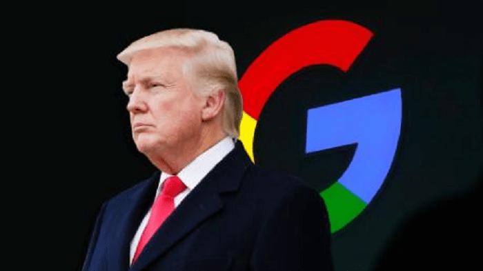 Google vs Trump: A War The US Doesn't Need