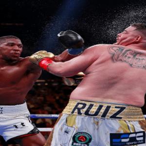 Anthony Joshua Needs Focus To Defeat Andy Ruiz