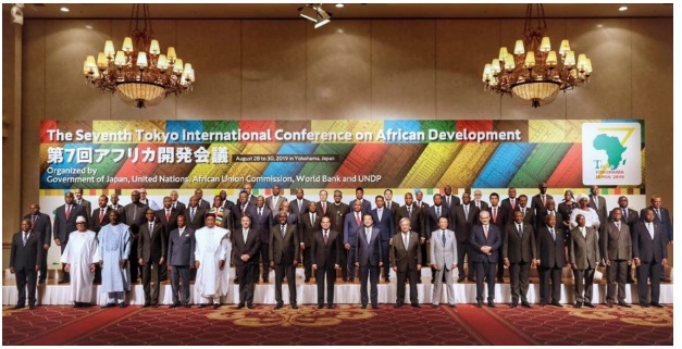 Beyond TICAD7: Maximizing Opportunities for Africa's Development