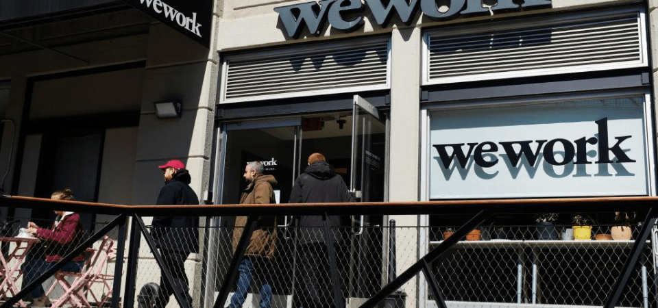 The Village Cooks for WeWork