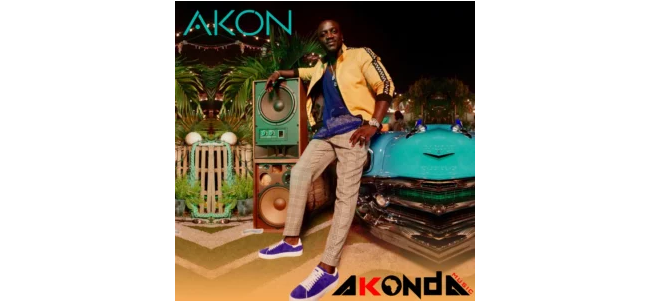 Wakanda and Akon's Homecoming Album