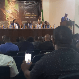 Model for Exponential Development in Nigeria: Notes from 2019 FUTO Alumni Biennial Lecture