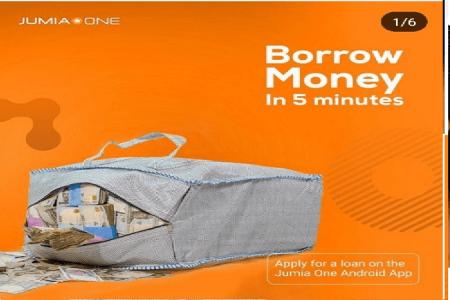 Jumia Evolves With JumiaOne Lending – Borrow Money in 5 Minutes