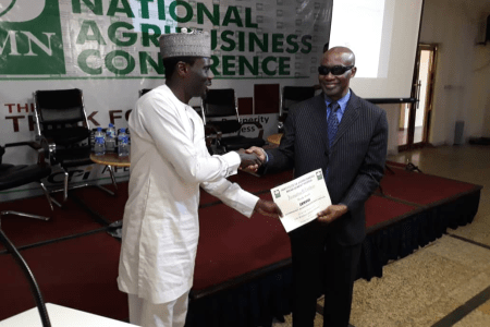 Institute of Agribusiness Management Nigeria Honors Zenvus