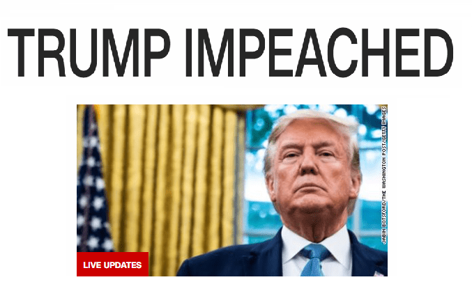 Trump – Trumped and Impeached