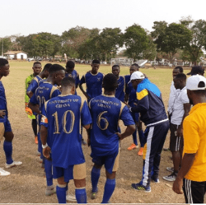 """How I crashed the """"2020 Ghana Universities Sports Association Games"""""""