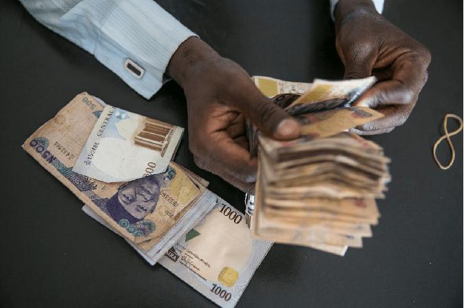 The Nigerian Naira's Virus Attack