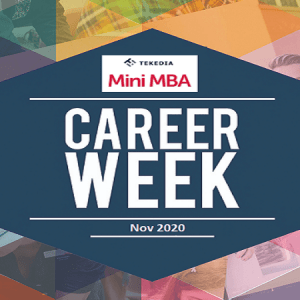 Tekedia Mini-MBA Career Week Coming Nov 2020