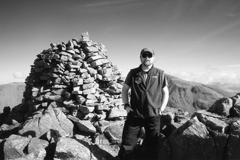 Scafell Pike range, Kosmo foto 100 2018