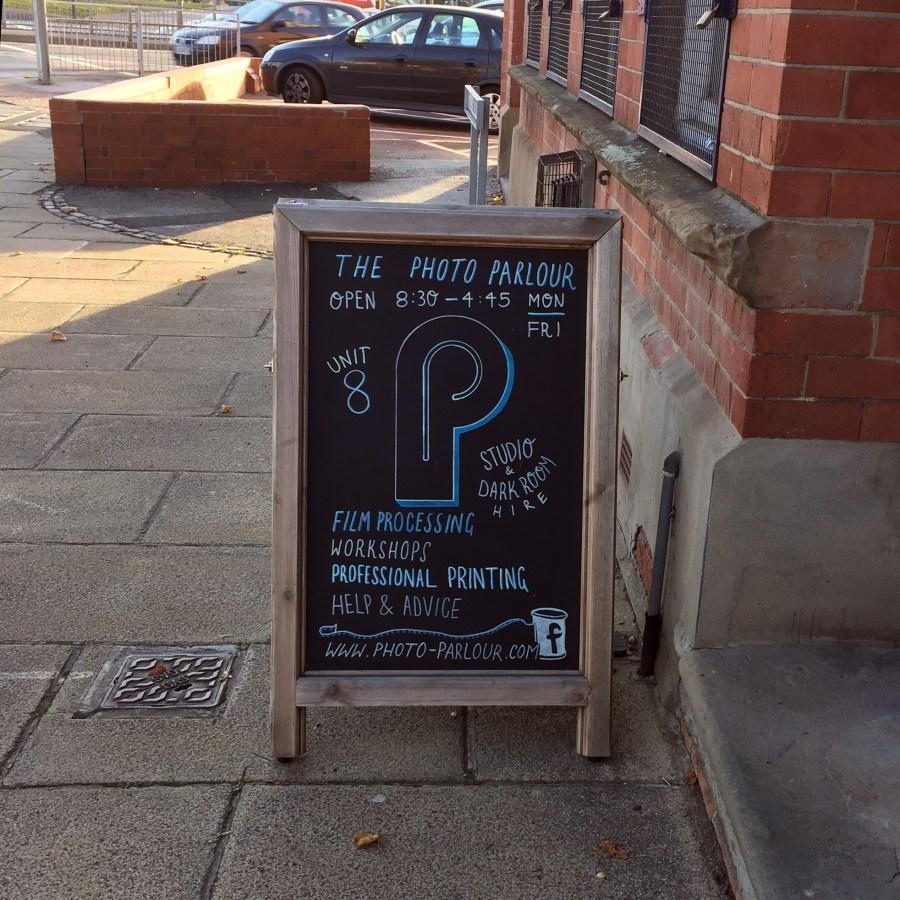 Photo Parlour Nottingham