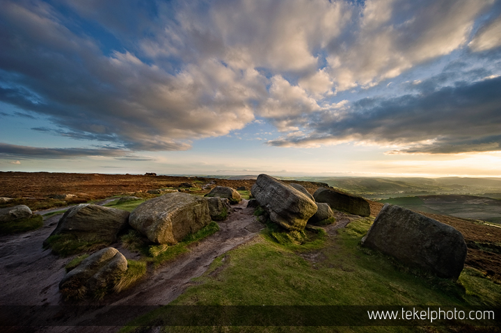 Higger Tor, Peak District UK 2015
