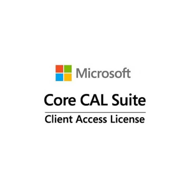 Microsoft Core CAL Suite Device CAL for Charities