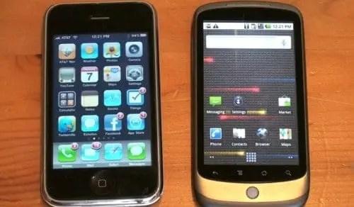 Google-Nexus-One-Vs.-iPhone-3GS
