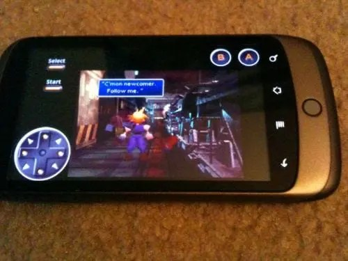 Playstation para Android