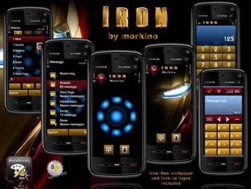 Tema Iron Man