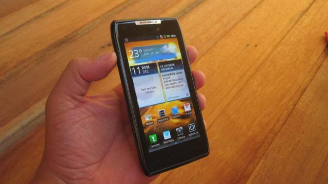 Review Motorola Razr