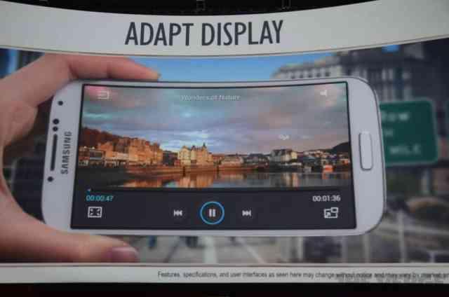 Adapt display - brilho e contraste de acordo com o ambiente