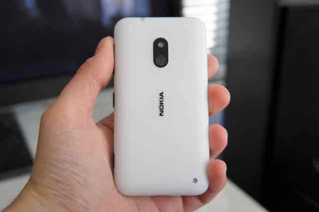 Lumia 620 - Câmera de 5 Megapixels