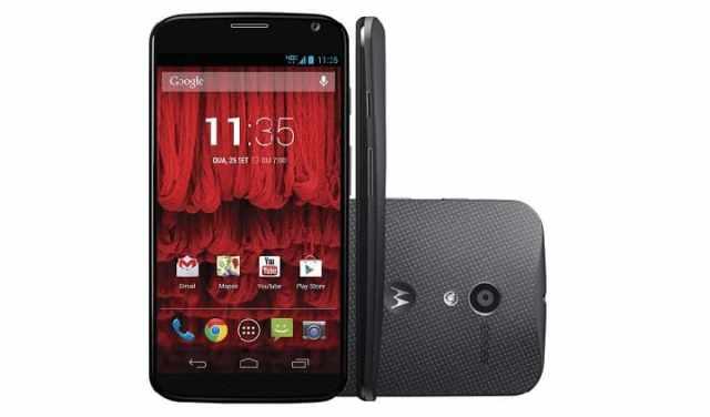 Melhores smartphones do Brasil - Moto X