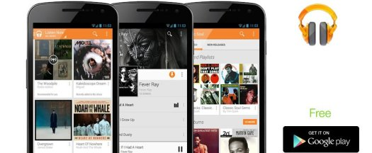 Google Play Musica melhores aplicativos musicas android