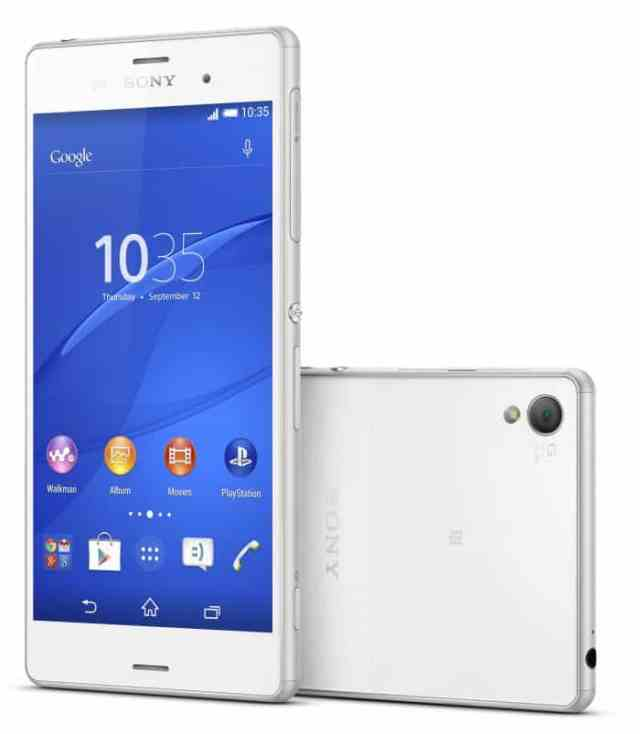 xperia z3 android 5.0 lollipop