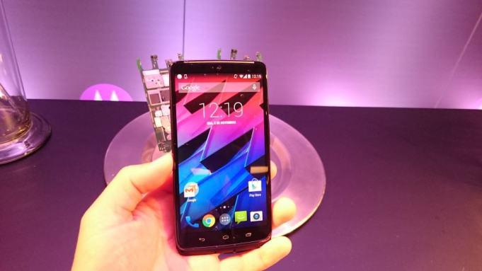 Android 6 Marshmallow para Moto Maxx