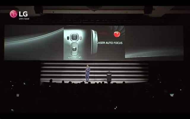 camera laser